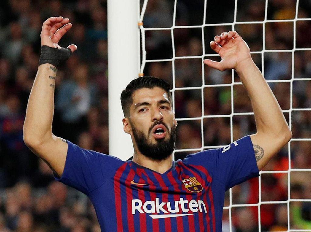 Suarez: Juara Liga Spanyol Tidak Gampang
