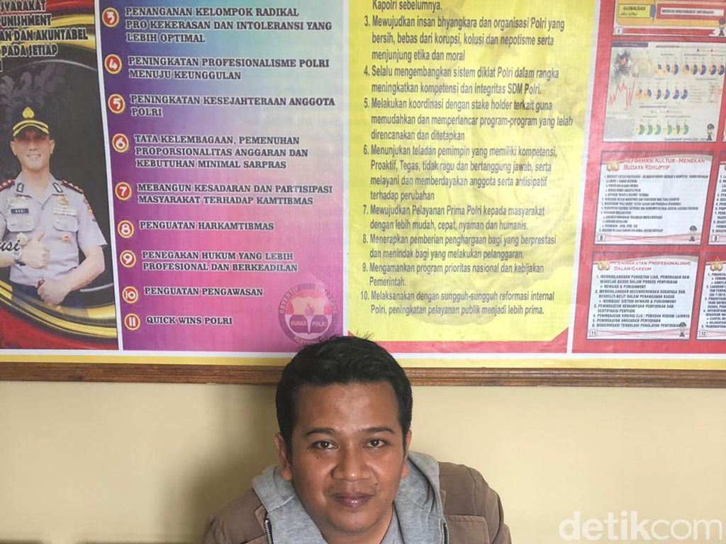 Polisi Kantongi IG Sumber Video Hoaks Emak-emak Labrak KPU Jombang
