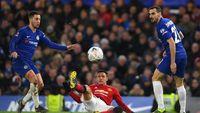 Jadwal Siaran Langsung Manchester United vs Chelsea