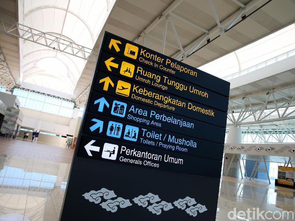 Bandara Kertajati Layani Penerbangan Umrah, Bagaimana Kesiapannya?