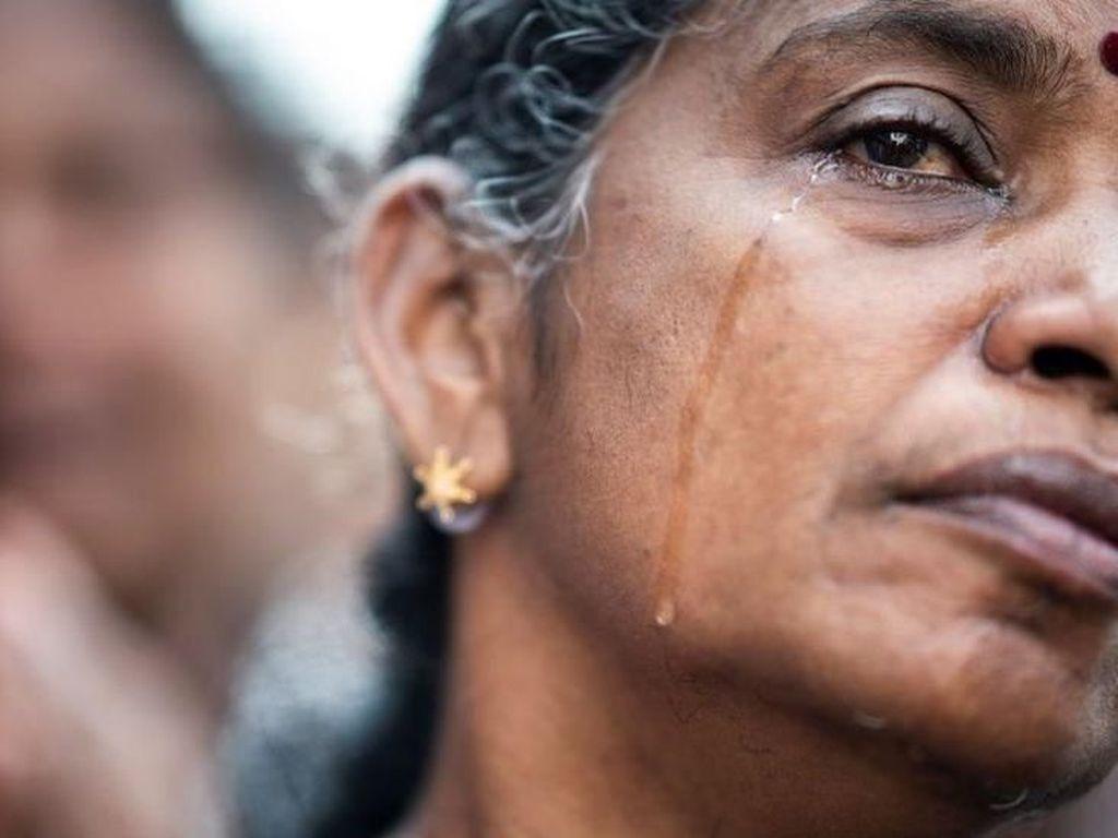 Usai Bom Paskah, Presiden Sri Lanka Larang Niqab di Tempat Umum