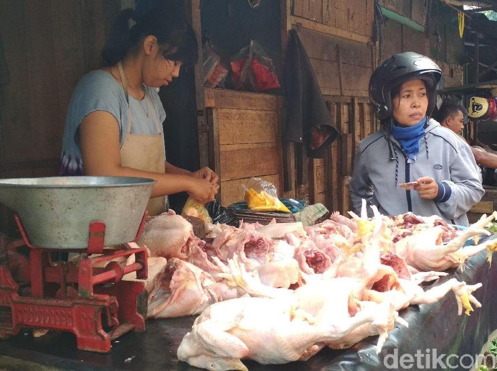 Meski Harga Ayam Naik Jelang Ramadan, Tapi Penjualan Meningkat 2 Kali Lipat