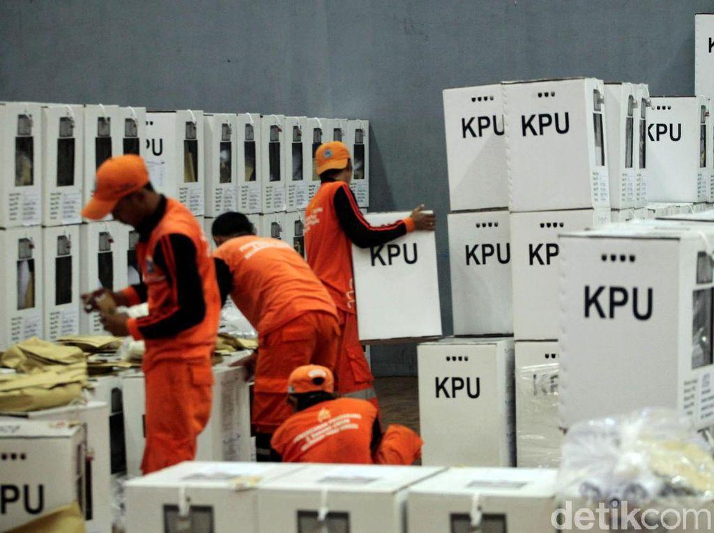 Investor Asing Ikut Pantau Hasil Real Count KPU