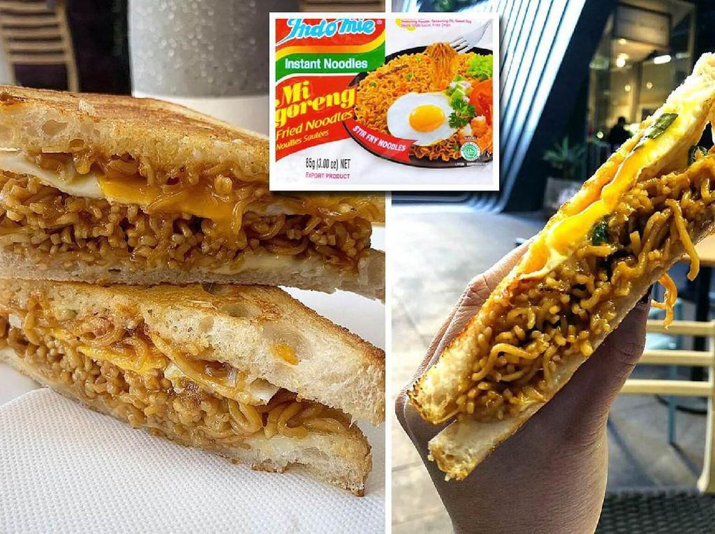 Sandwich Terbaik di Sydney Ini Dibuat dari Mie Instan Asal Indonesia