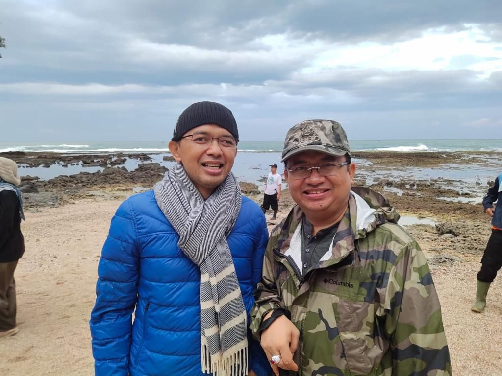 Redakan Tensi Politik, TKN Jokowi-BPN Prabowo Zikir Bersama di Garut