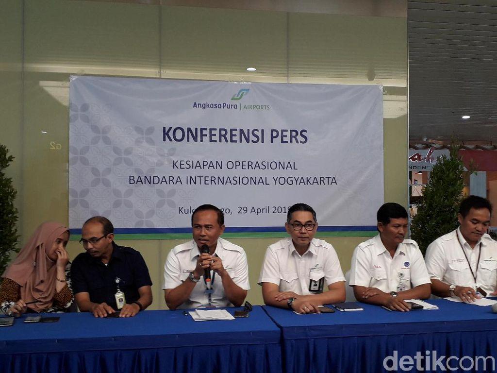 Bandara Baru DIY Batal Operasi 29 April, AP I: Maskapai Belum Siap