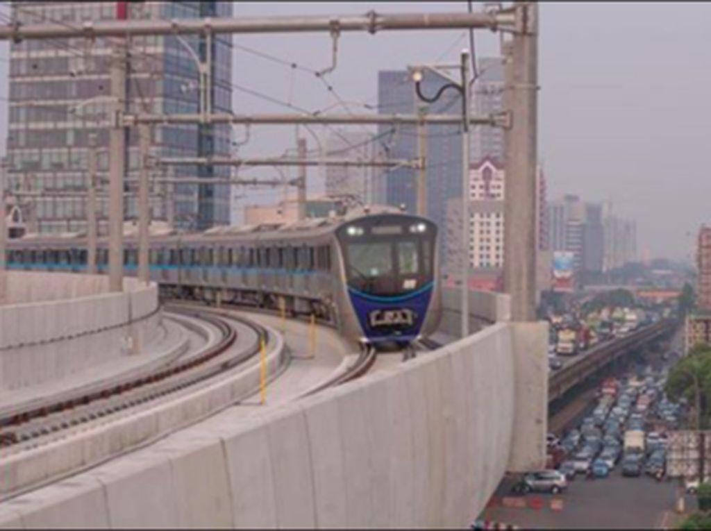 Sempat Berhenti, Operasional MRT Kembali Normal Usai Gempa