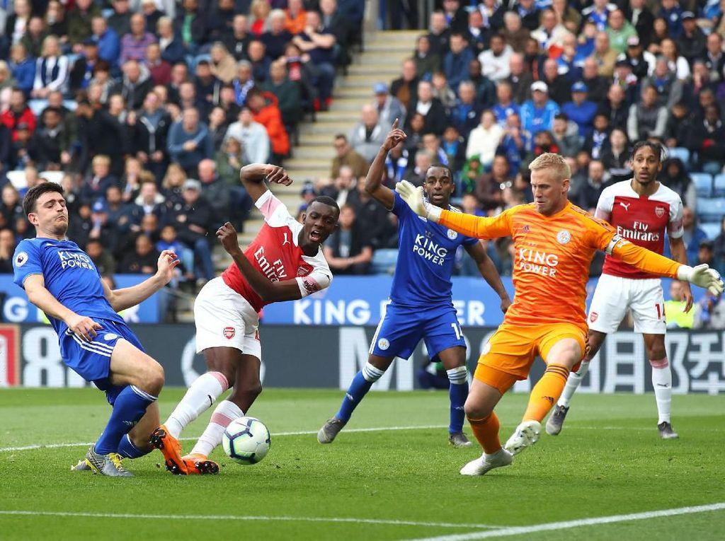 Kejar Empat Besar tapi Malah Kalah 3 Laga Beruntun, Maumu Apa Sih Arsenal?