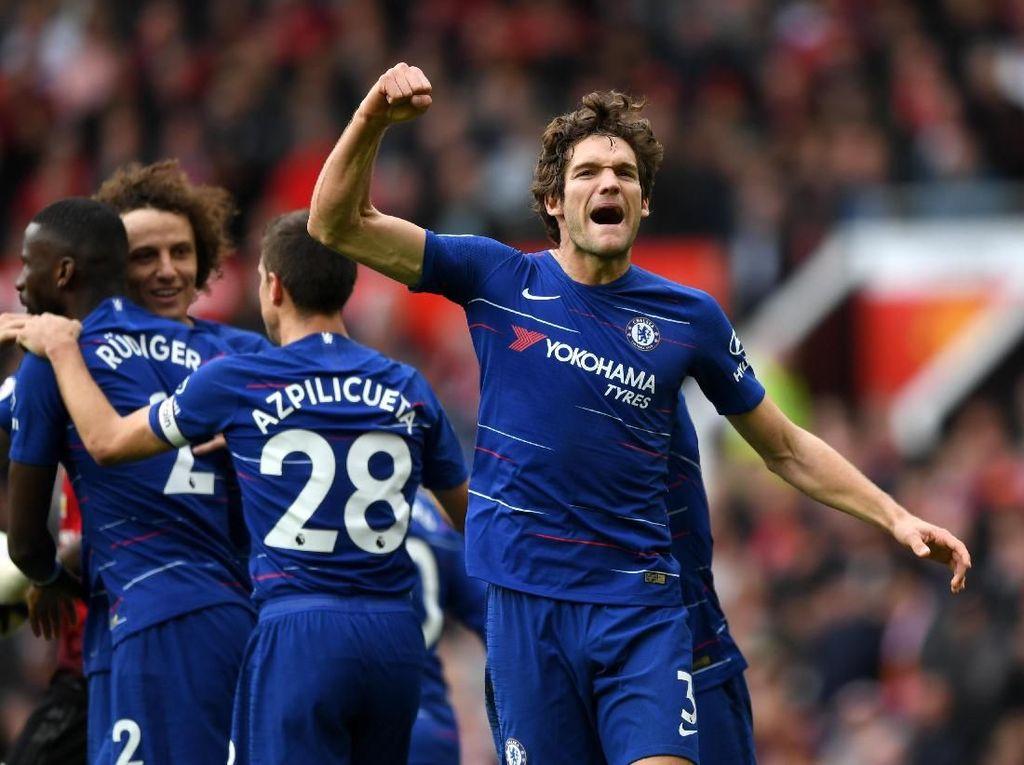 Karena Chelsea Selalu Bisa Bangkit Usai Terpuruk