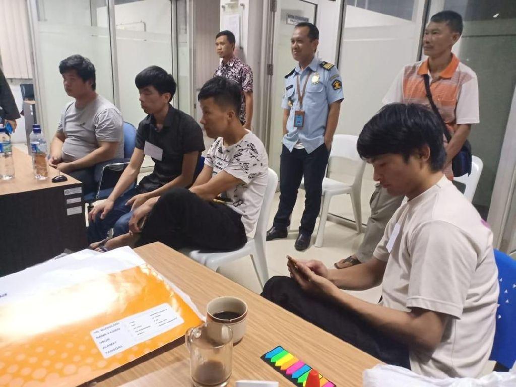 Berdalih Niat Nikahi Gadis Tasik, 4 Turis China Diamankan