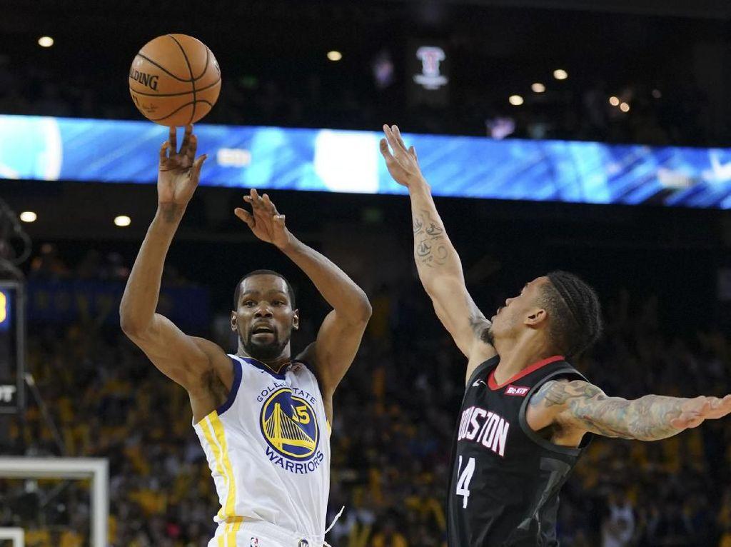 Hasil NBA: Warriors dan Celtics Menang di Game 1 Semifinal