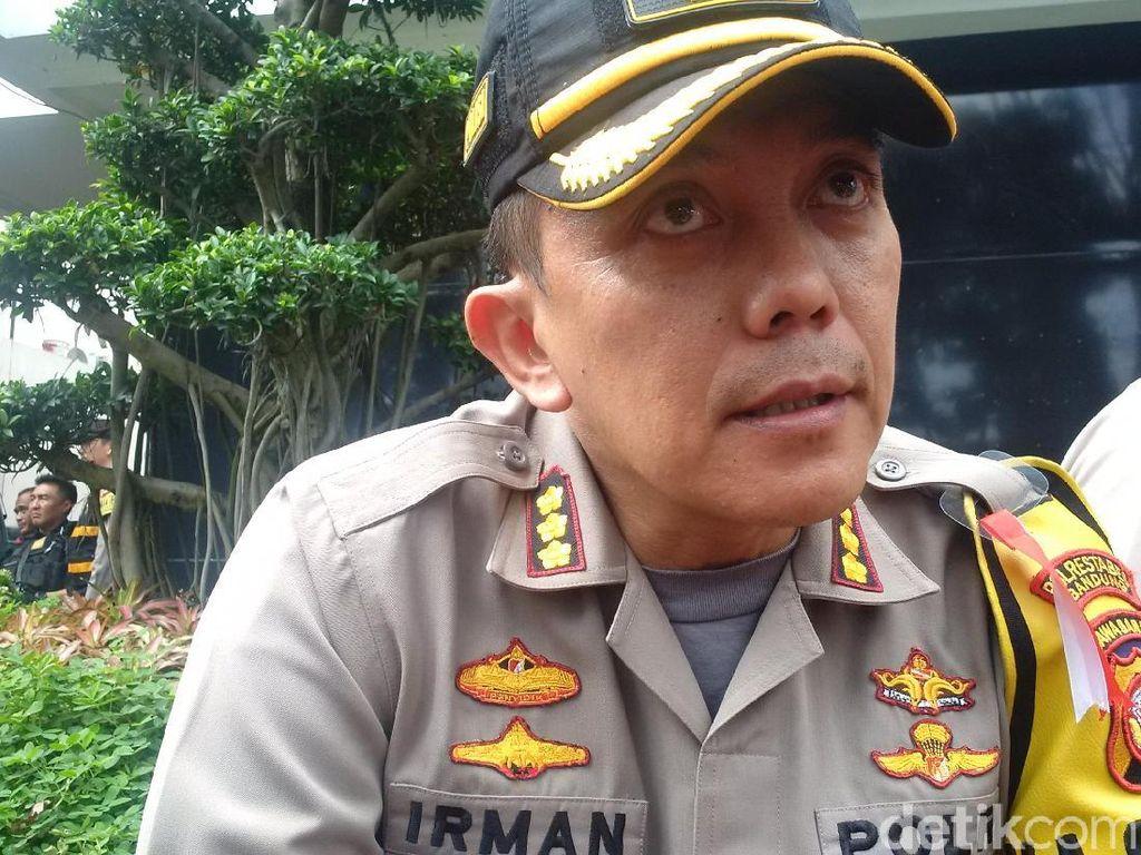 Soal Anarcho-Syndicalism Bandung, Polisi: 3 Orang Kita Dalami