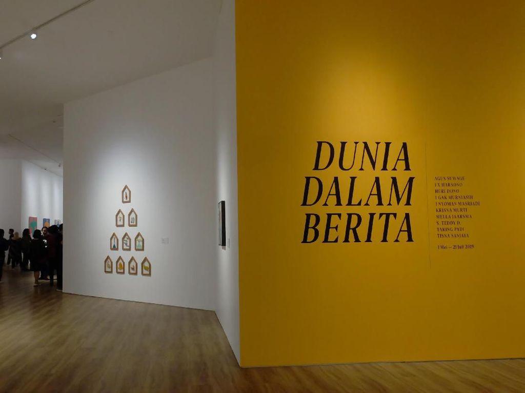 Yuk, ke Museum MACAN! Lihat Karya 10 Perupa Kontemporer di Dunia dalam Berita