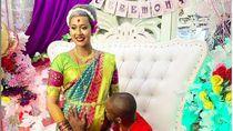 Hamil 7 Bulan, Kimmy Jayanti dan Greg Gelar Bangle Ceremony