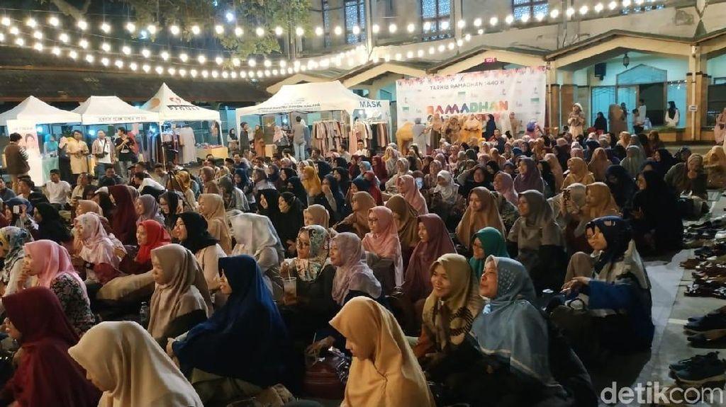 Ramadan yang Fun Ala Remaja Masjid Sunda Kelapa