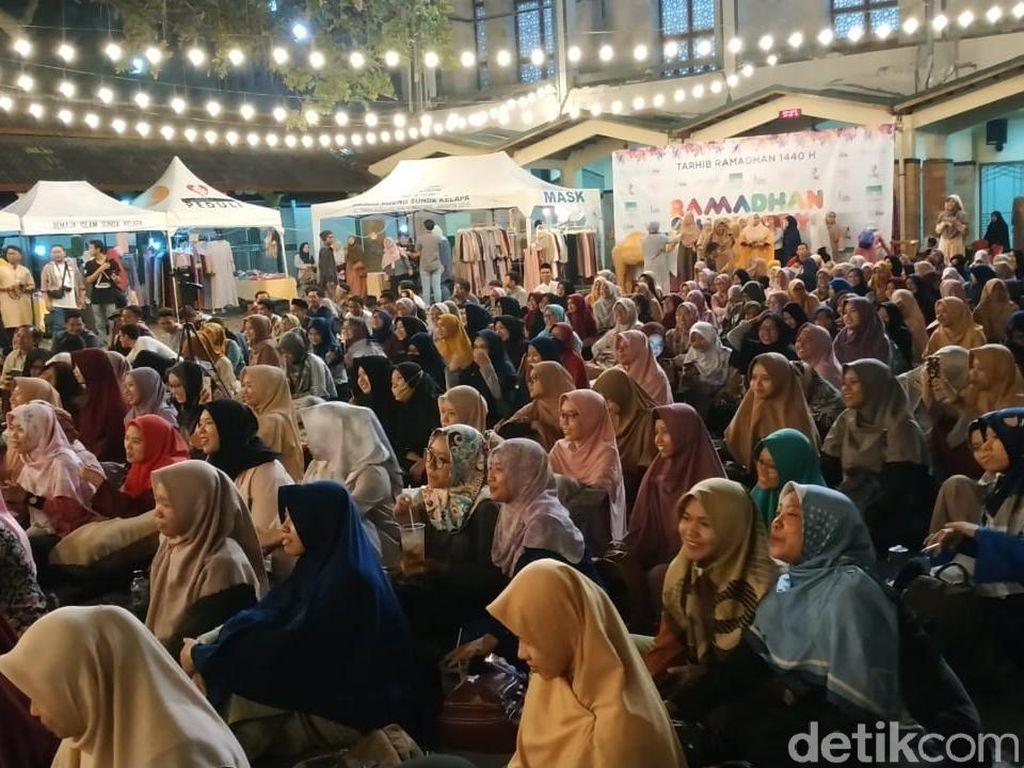 Ramadan yang Fun dan Mendamaikan Ala Remaja Masjid Sunda Kelapa