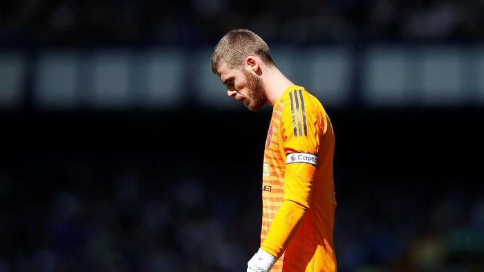 David de Gea dikabarkan menolak kontrak baru yang ditawarkan Manchester UnitedFoto: (REUTERS/Andrew Yates)