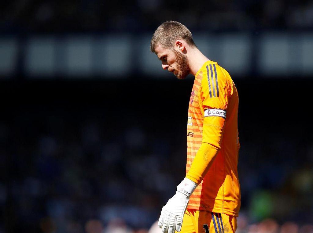 De Gea Tolak Kontrak Baru, Man United Terpaksa Jual?