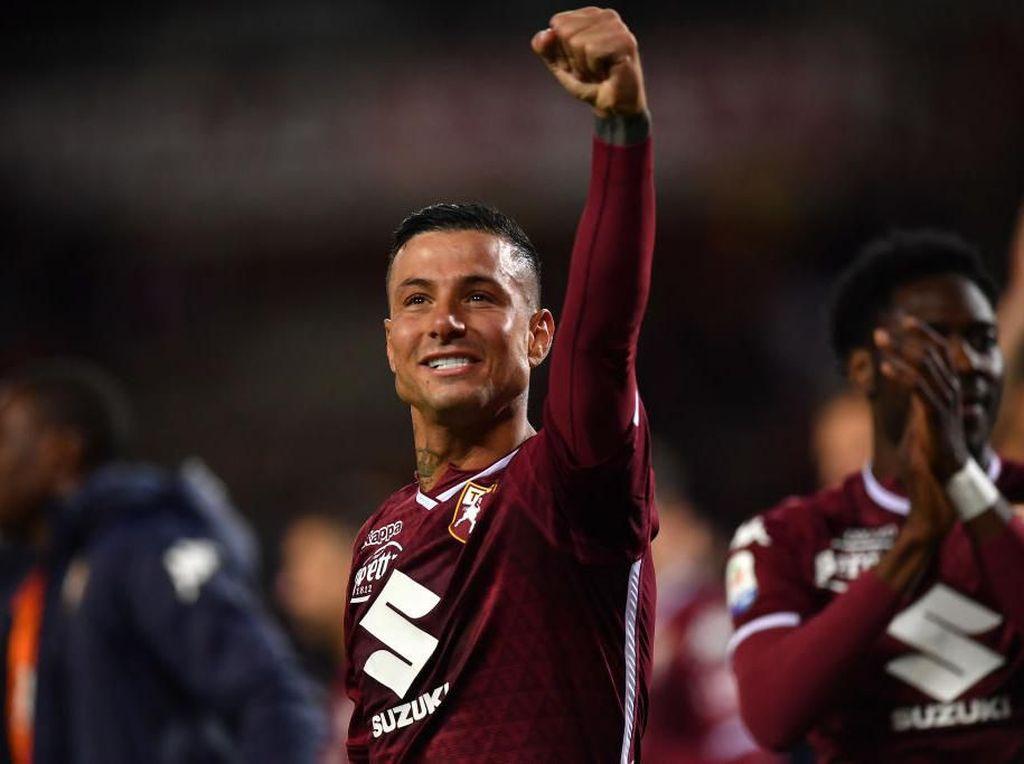 Torino Kirim AC Milan Keluar Zona Liga Champions