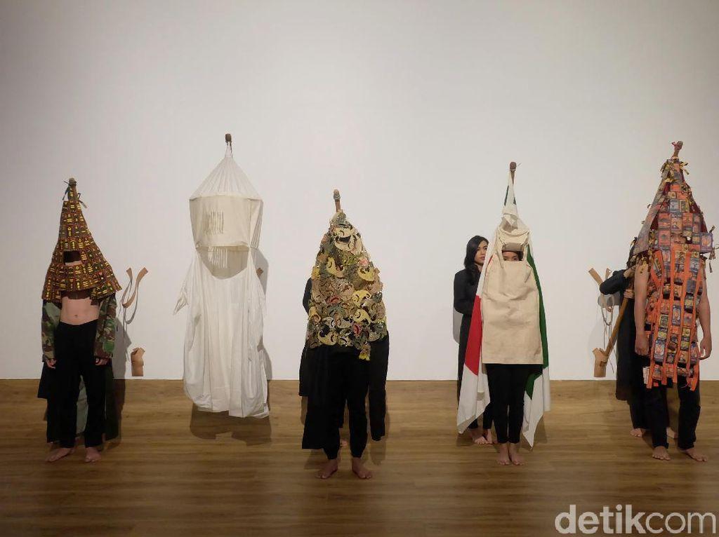 Alasan Museum MACAN Gaet 10 Perupa di Pameran Dunia dalam Berita