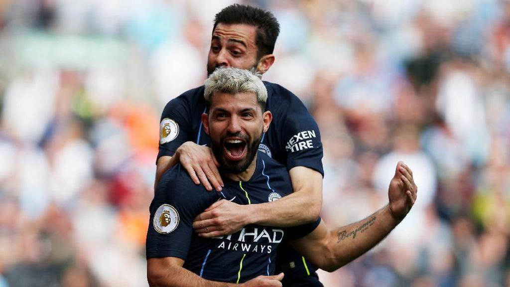 Gol Tipis dan Kemenangan Tipis Man City atas Burnley