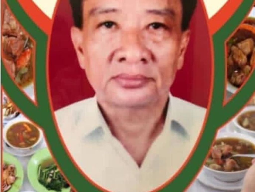 Koh Liem, Legenda Asem-asem Daging Sapi Semarang Meninggal Dunia