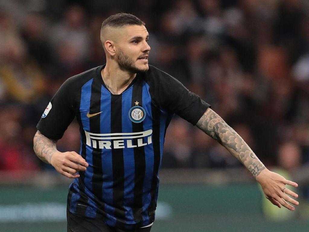 Maaf Roma dan Monaco, Icardi Cuma Mau Gabung Juventus