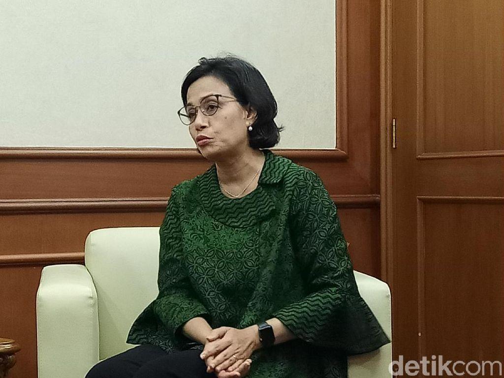Sri Mulyani Siapkan Rp 20 T untuk THR PNS