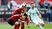 Nuernberg Vs Bayern: Buang-buang Peluang Emas di Menit Akhir