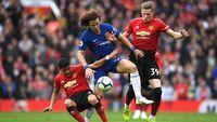 Man United vs Chelsea Berakhir Imbang