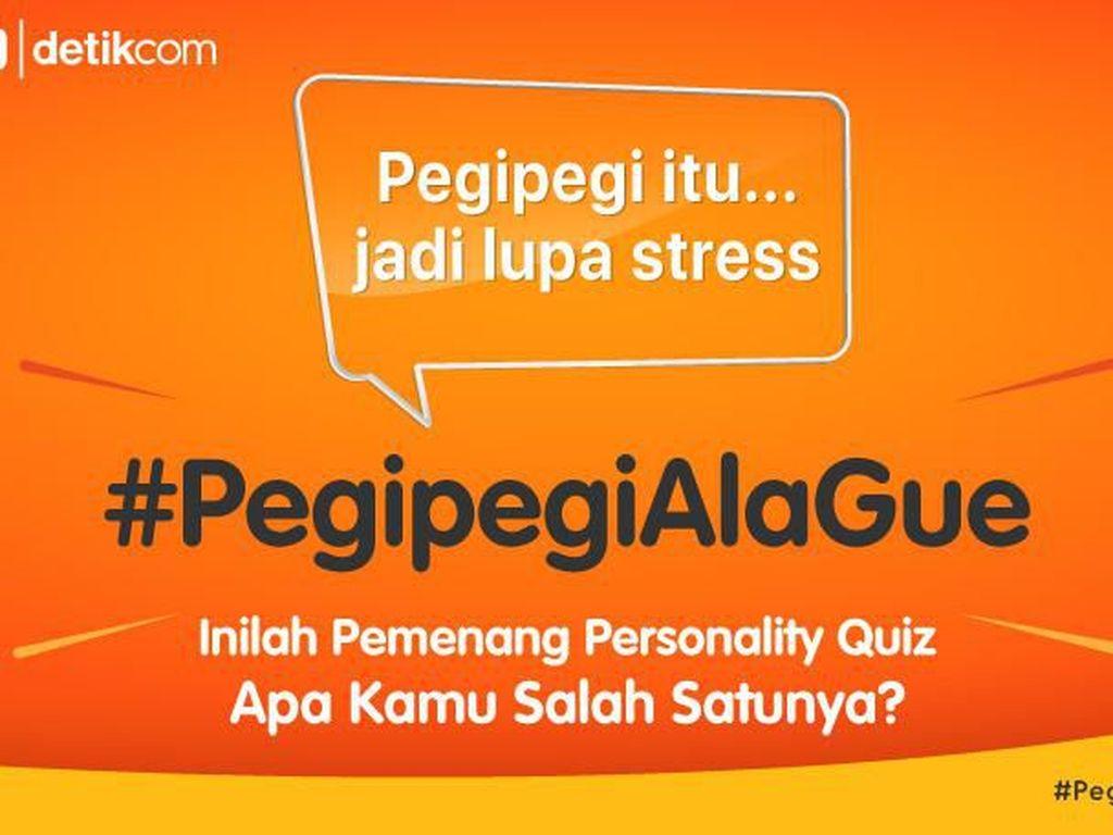 Personality Quiz #PegipegiAlaGue Sudah Ada Pemenangnya, Cek di Sini!