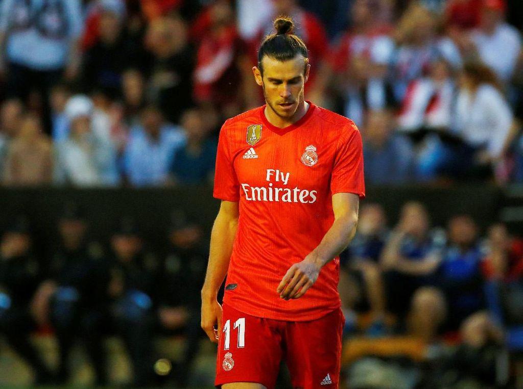 Gareth Bale Pulang Sendirian dari Kandang Rayo Vallecano