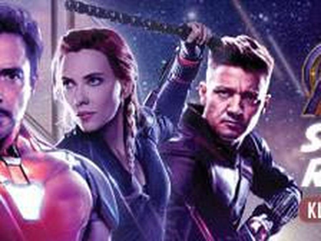 Peneliti Coba Rumuskan Alasan Film Avengers Amat Digandrungi