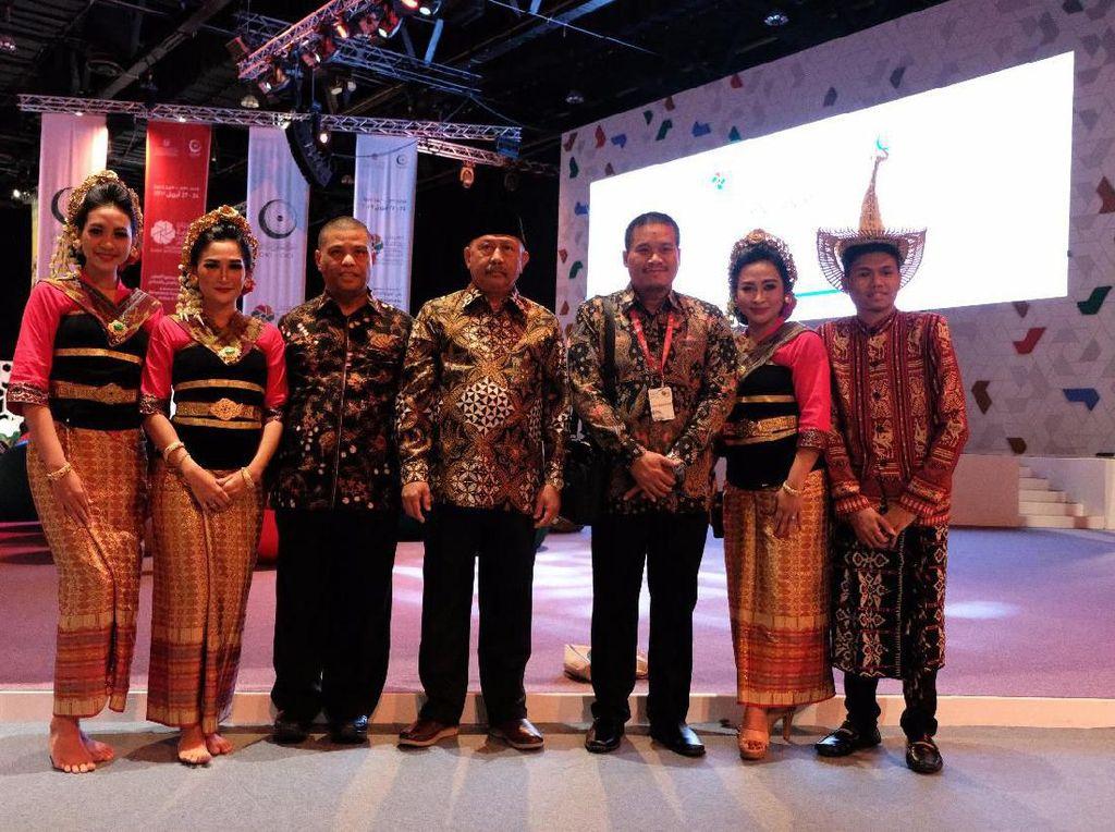 Kemenpar Hadirkan Seni Tradisional Indonesia di Festival OKI Abu Dhabi