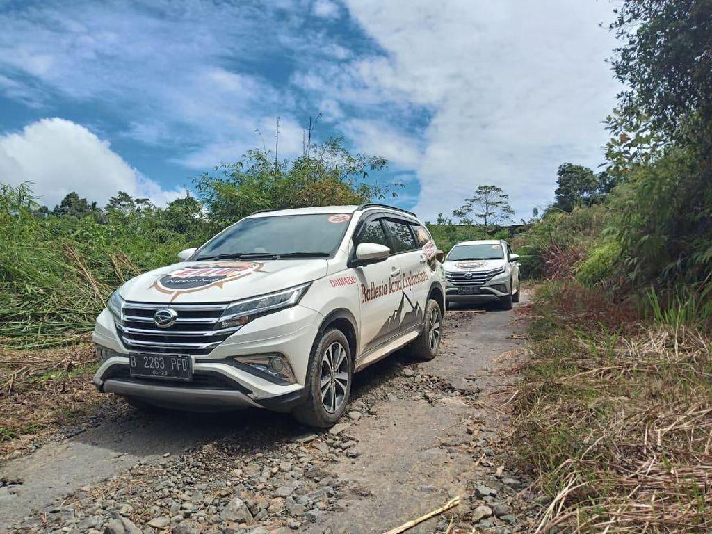 Fitur Penting Daihatsu Terios Selama Jelajah Jalanan Bengkulu