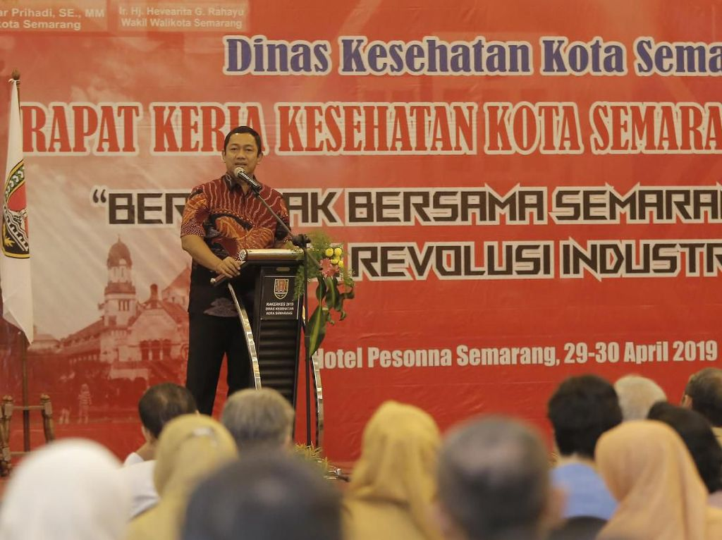 Semarang Bakal Luncurkan Layanan Kesehatan Seperti Mesin ATM