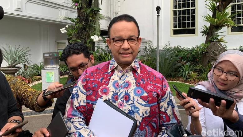 Anies Persilakan LBH Jakarta Gugat Pemerintah soal Pencemaran Udara