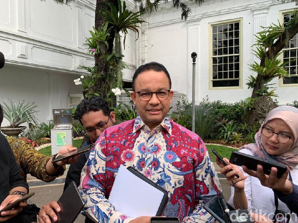 LRT Jakarta Belum Beroperasi, Anies Tunggu Aspek Administratif