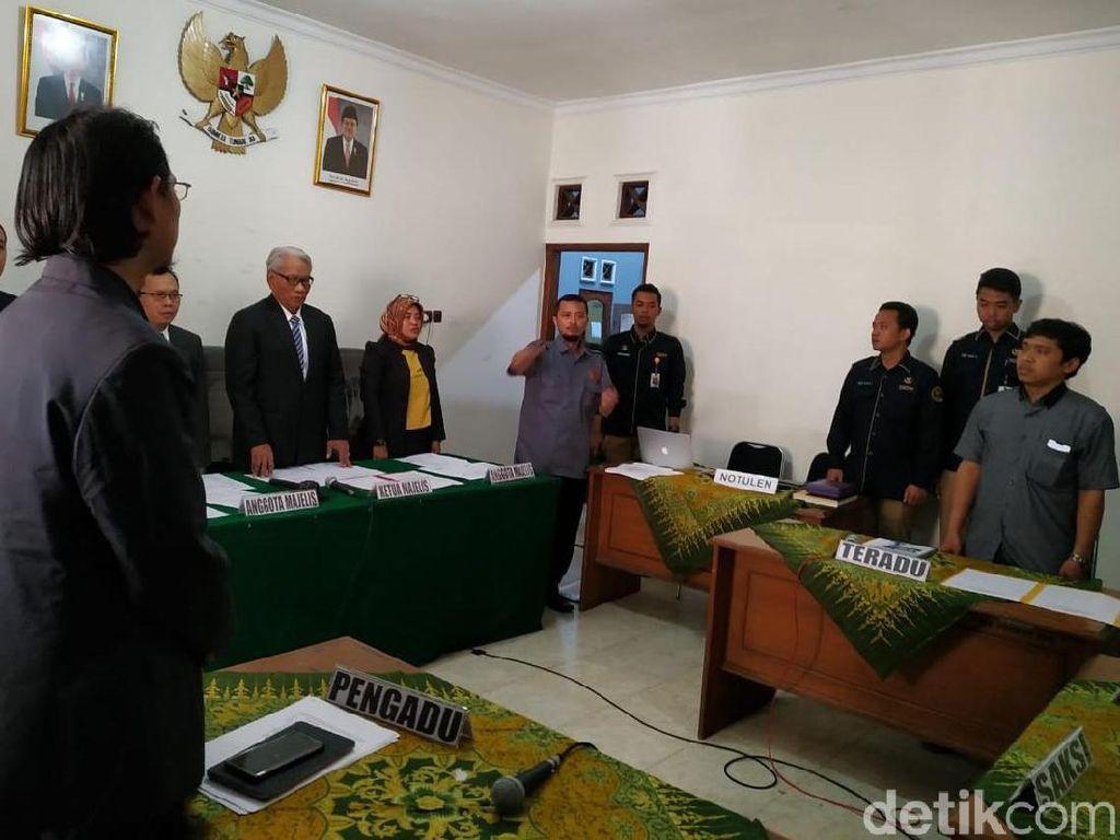 DKPP Sidangkan Komisioner KPU Solo yang Diduga Partisan Parpol