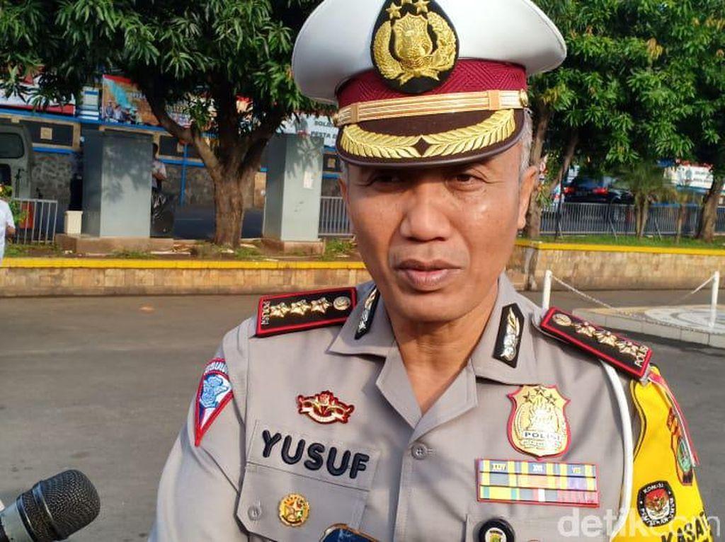 Truk yang Timpa Mobil di Karawaci Tangerang Keluar dari Jalurnya