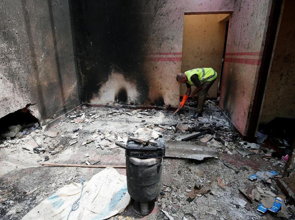 Pasca Serangan Gereja, Cadar di Srilanka Kena Imbasnya