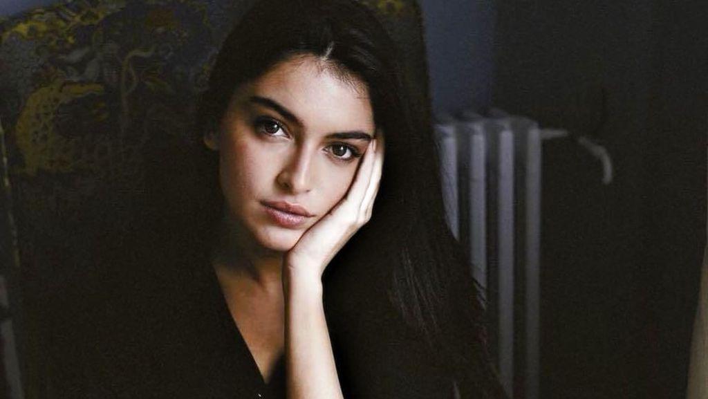 Potret Lucia, Model Cantik yang Buat Marc Marquez Jatuh Hati