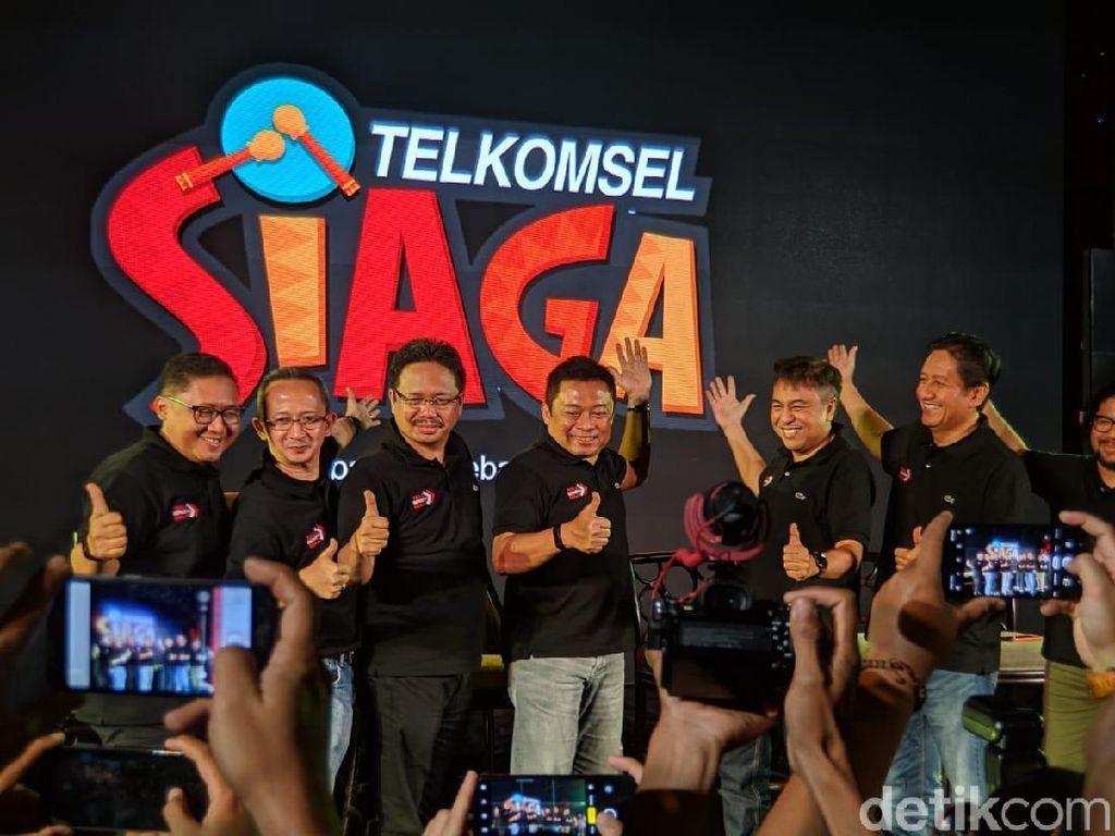 Bos Telkomsel Blak-blakan Penyebab Pendapatan Turun