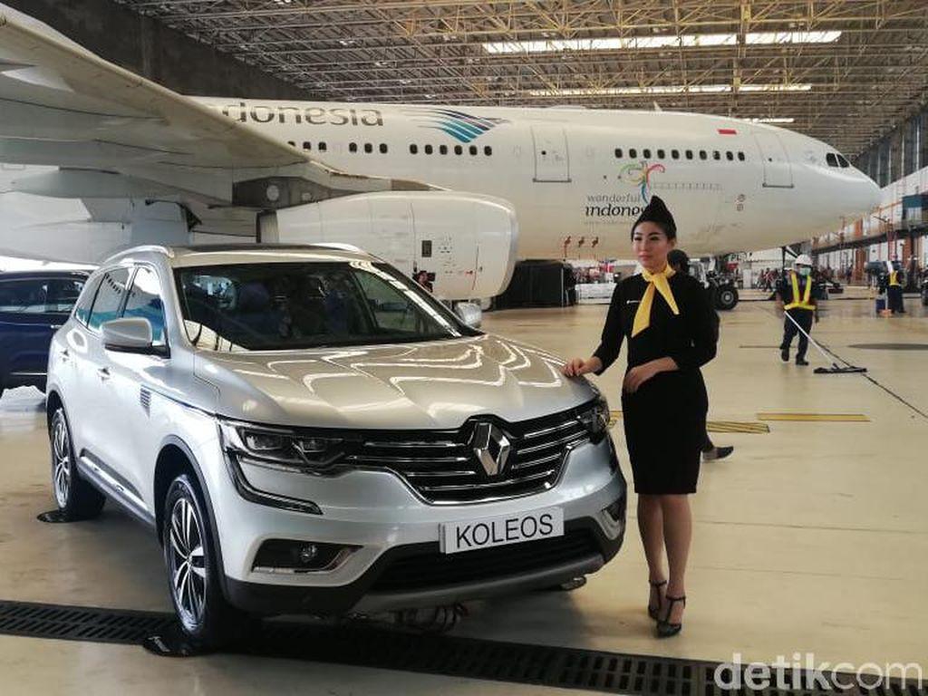 Renault Koleos Mulai Bisa Dipesan, Harganya Rp 447 Juta