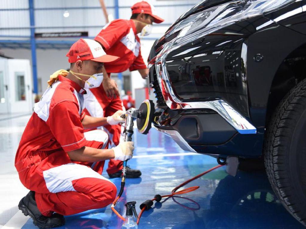 Kata Mitsubishi Saat Xpander dan Livina Lahir di Pabrik yang Sama