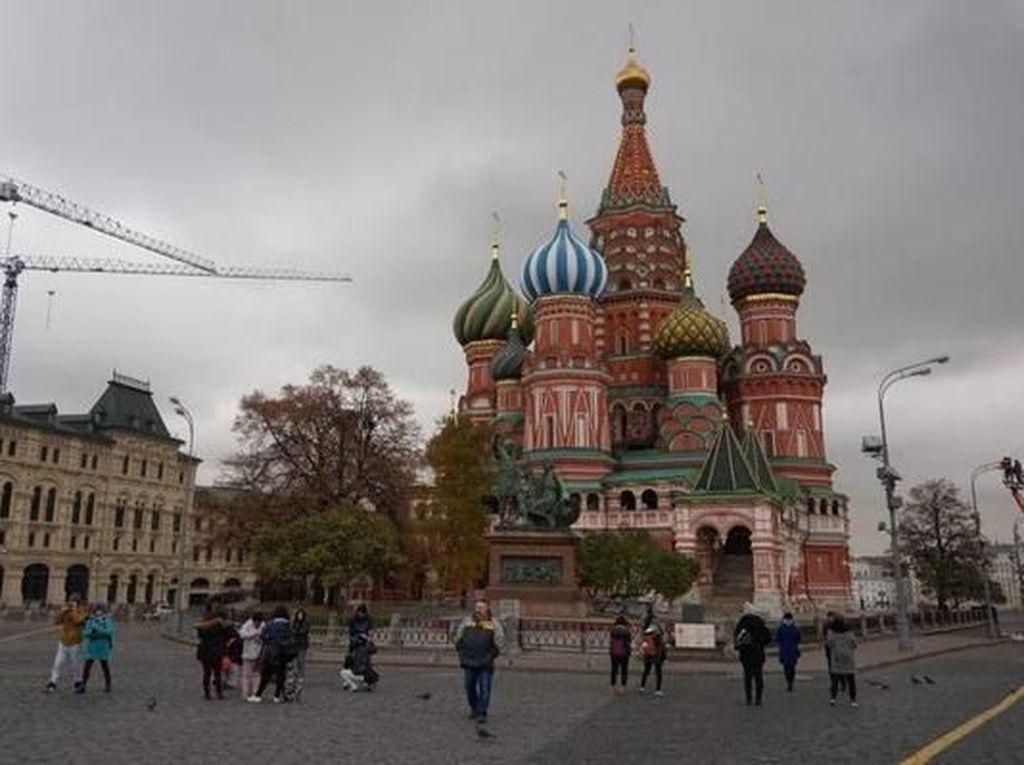 Liburan ke Moskow, Ini Aneka Wisata Pilihannya