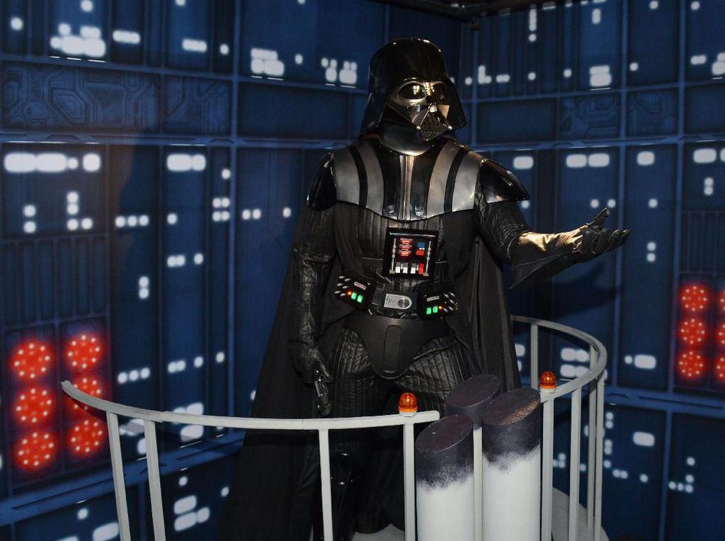 Foto: Furnitur Mewah Bertema Star Wars Ini Keren Banget!