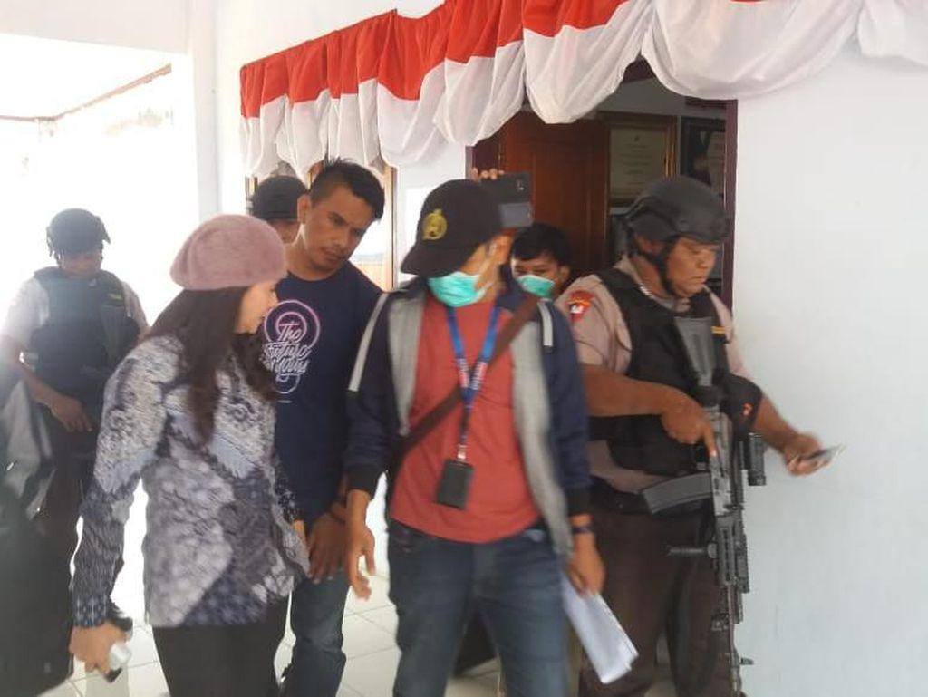 Detik-detik Bupati Talaud Ditangkap KPK