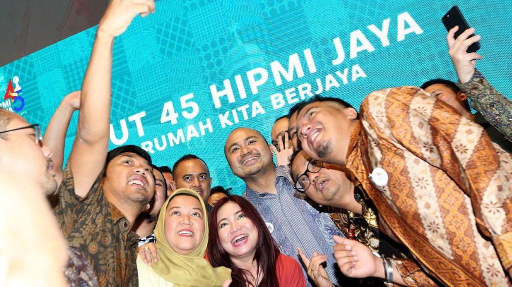 HIMPI Jaya Gelar Perayaan Ulang Tahun ke-45