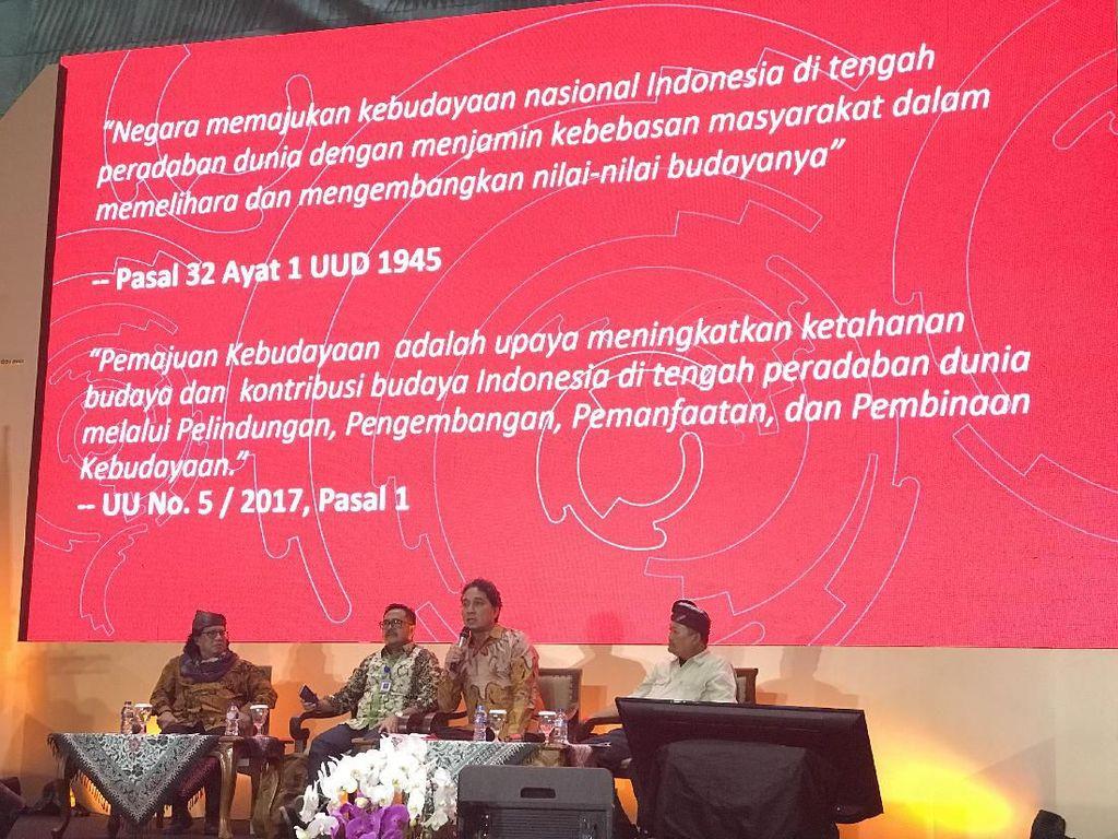 Kekayaan Budaya Mulai Dilirik Jadi Bisnis Utama bagi Indonesia